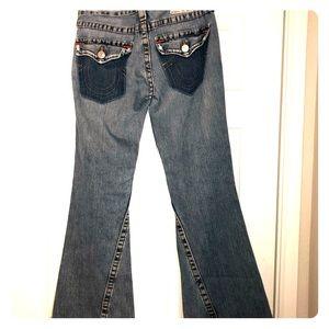True Religions women's size 30 jeans